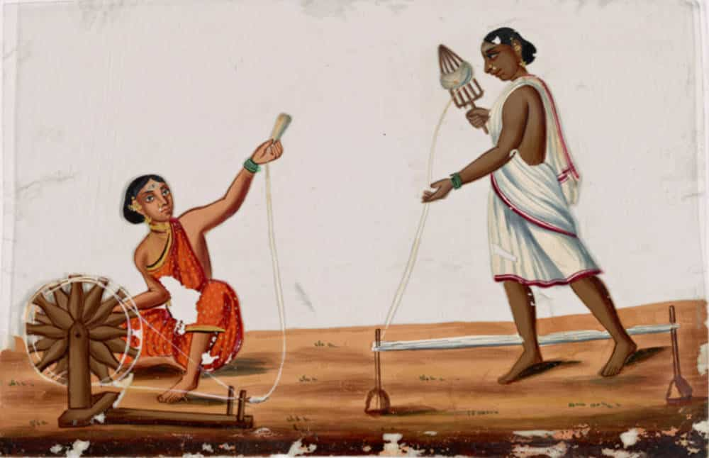 THE STORY OF INDIAN COTTON
