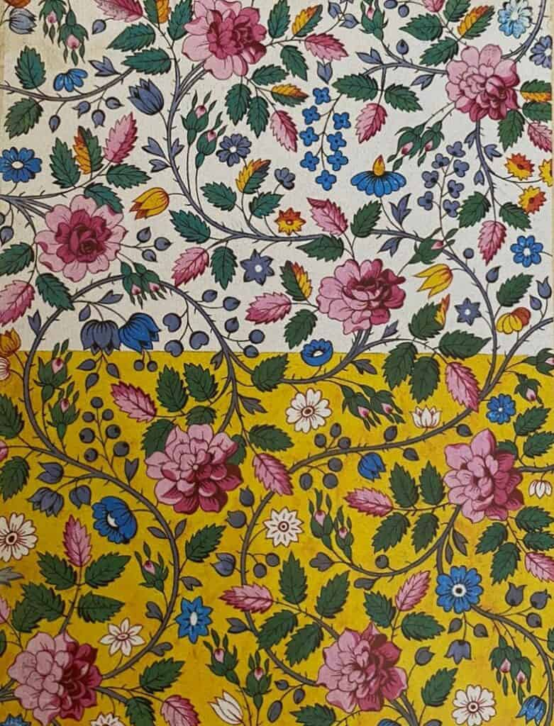 THE BEAUTIFUL INDIENNE, A TEXTILE STORY OF SWITZERLAND