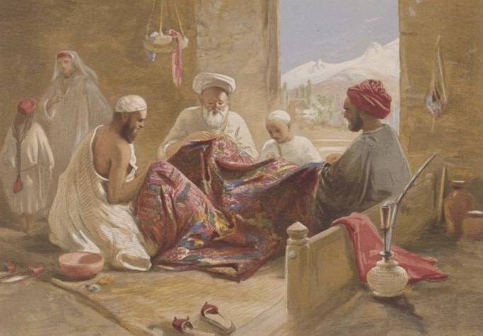 The Story of Kahsmir Shawls