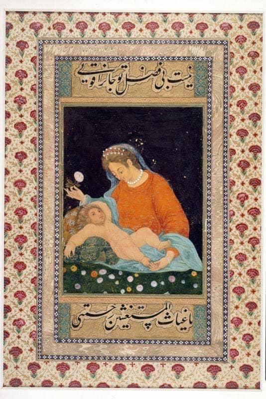 Mughal & Dutch: A Cultural Bridging of 2 Great Artistic Traditions