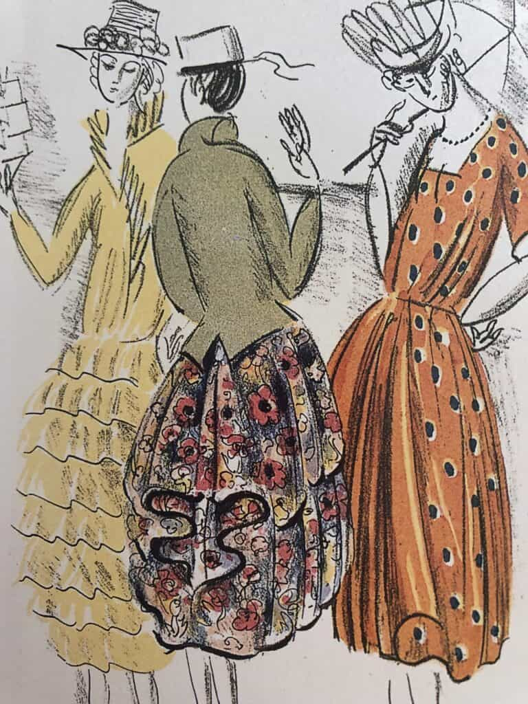THE FRENCH ART DECO TEXTILE MOVEMENT