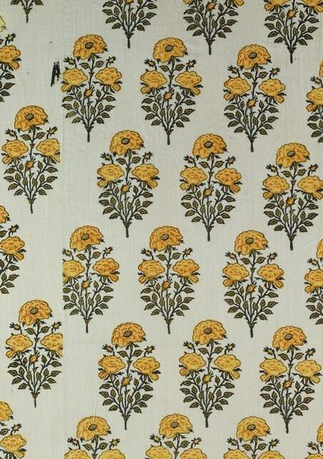 Hand Blockprinting, Fame, Colors, and Floral Designs of Sanganer