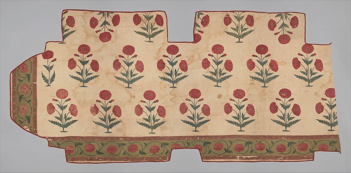 THE MUGHAL RULERS LOVE FOR BEAUTIFUL FLOWERS AND FLORAL DESIGNS