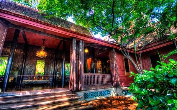 Jim Thompson an American Businessman Who Revitalized the Thai Silk Industry