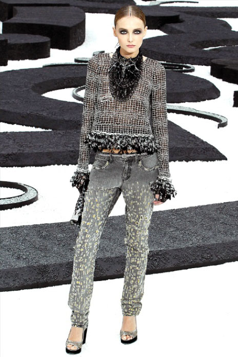 PUNK: CHAOS TO COUTURE. CULTURE VS ANTICULTURE IN ARTS & CRAFTS