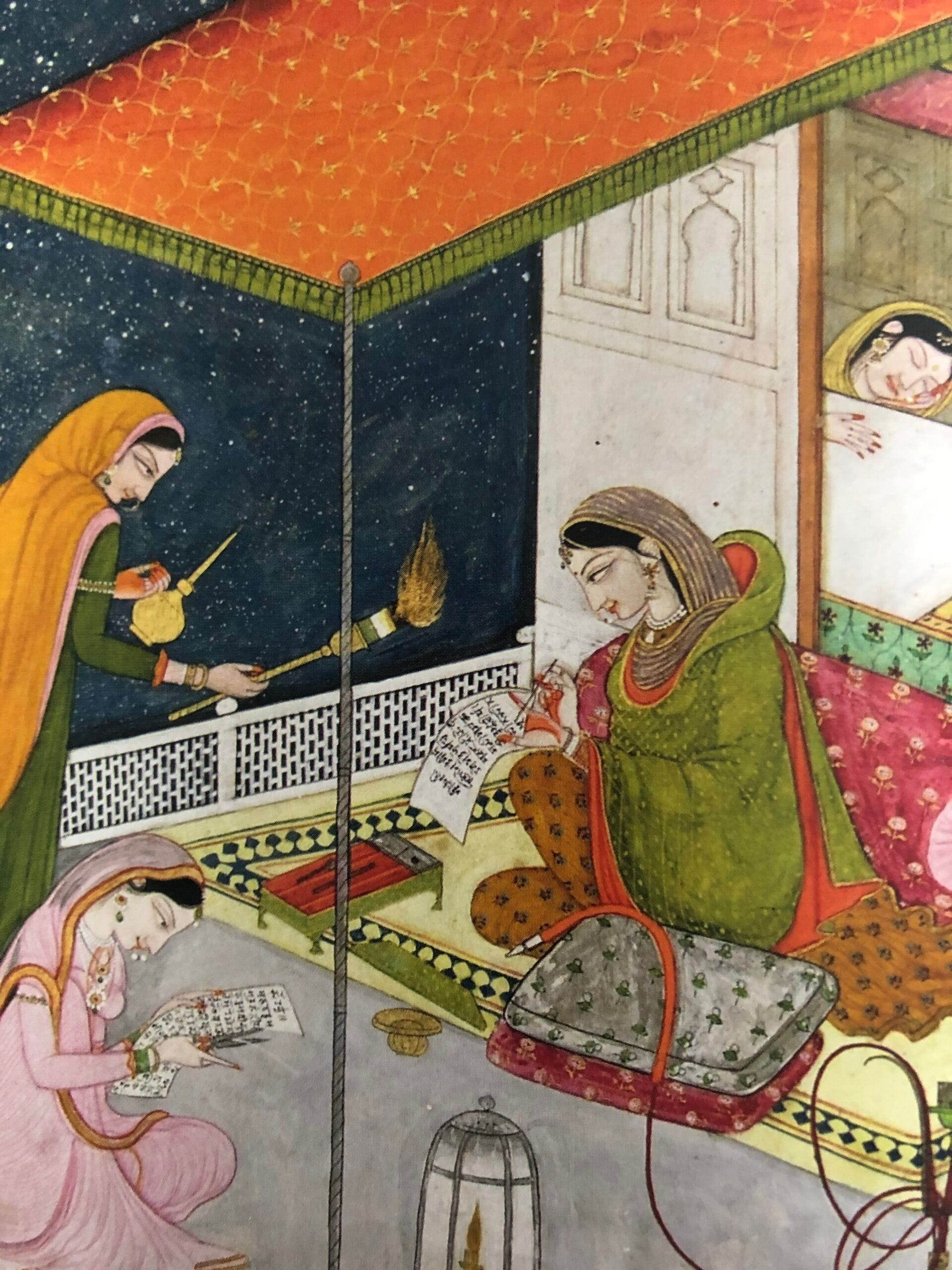 The Pahari School of Paintings: The Beautiful Indian Art