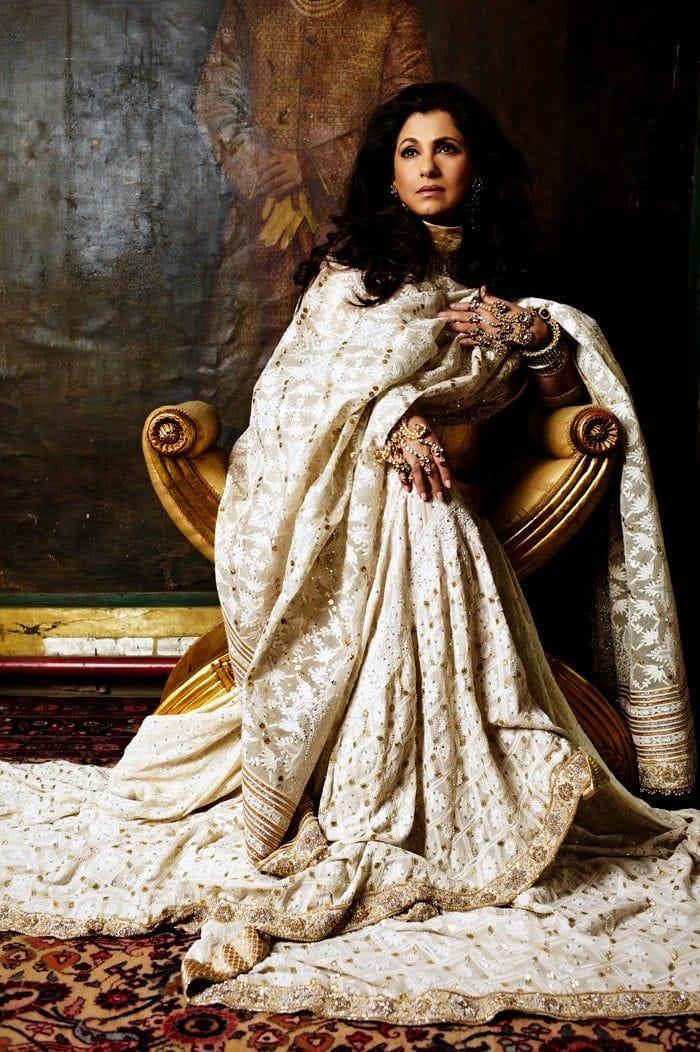 White on White Embroidery of India- Chikankari Embroidery