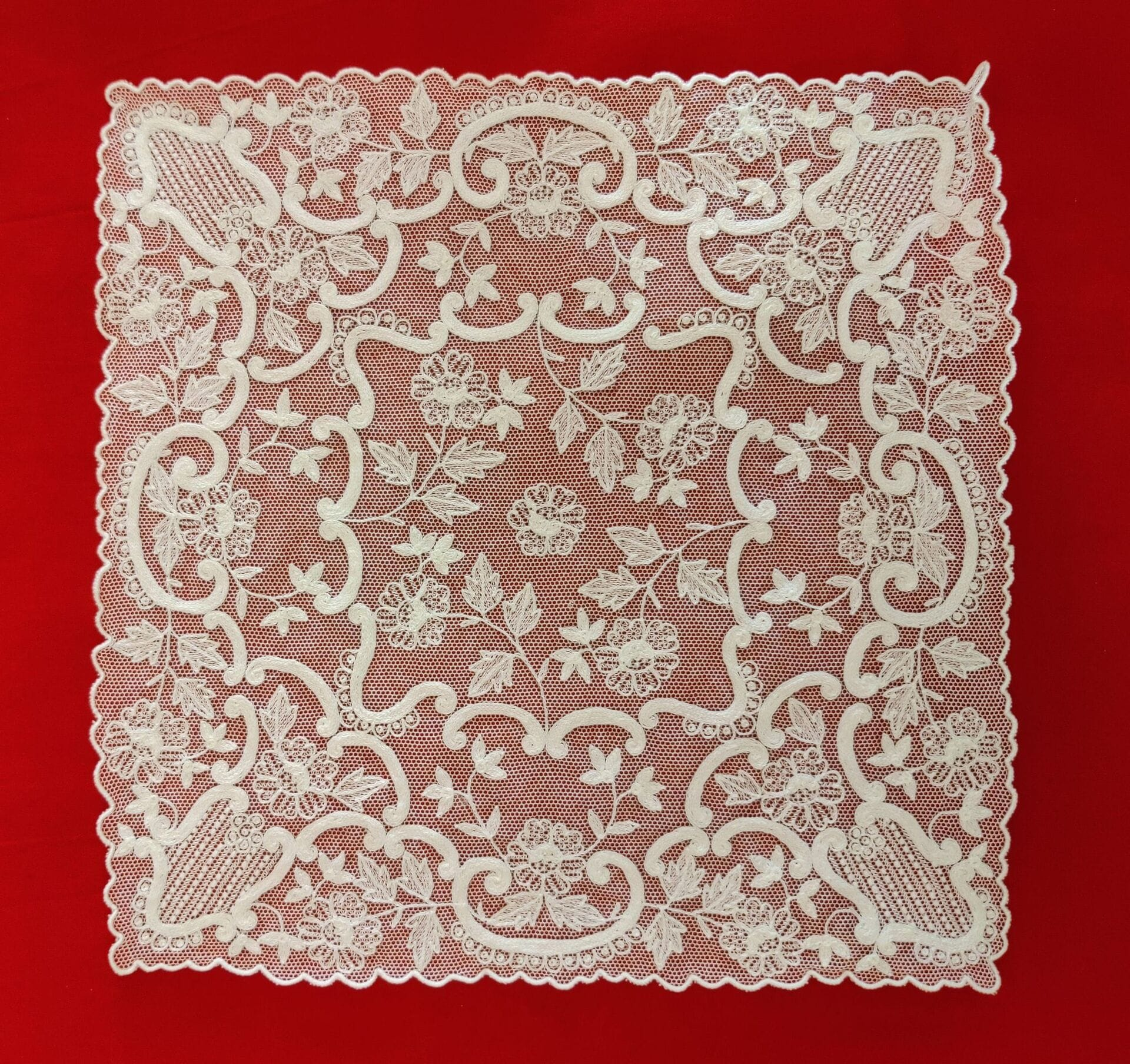 Lace Making- A Cultural Craft of Europe