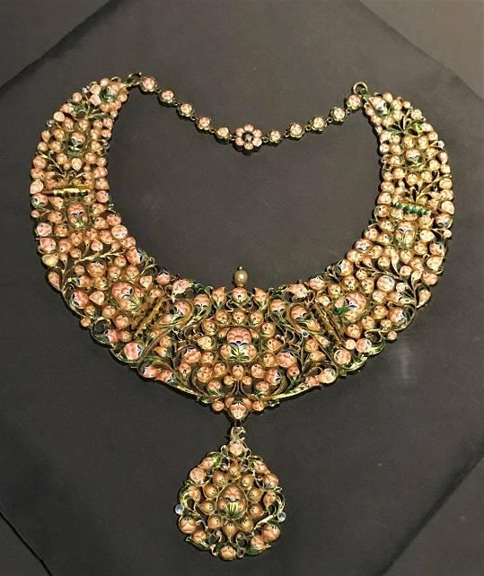 The Beautiful art Art Enameled Jewelry