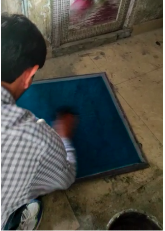 The History and Process of Screen Printing