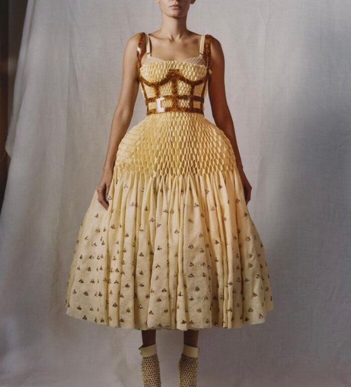 Story of Smocking, An Embroidery Technique to Gather Fabric to create Stretch