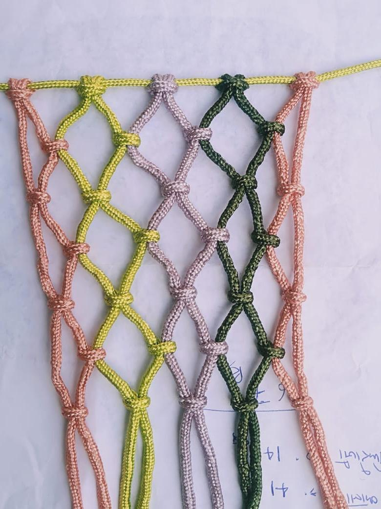 Macrame, a Knitting Technique with a Long History and Great Appeal