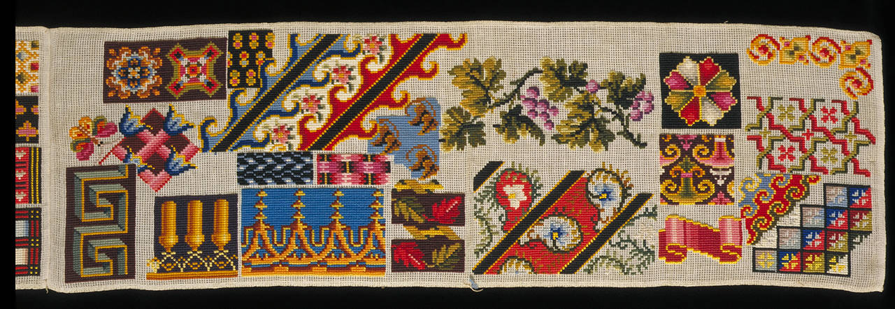 Cross-Stitch, A Gorgeous Embroidery developed from 'X' Stitches