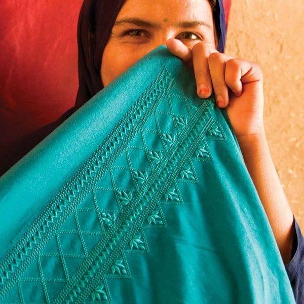 Afghan War Rugs and Khamak Embroidery