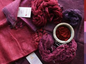 The Impact of Natural and Chemical Dyes on the Environment